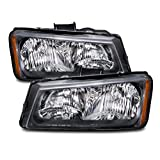 Chevy CK Truck/Silverado Headlights Headlamps OE Style Replacement Driver/Pas...