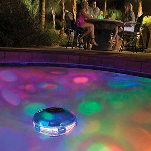 GAME Underwater Light Starship for Hot Tubs, Pools and Spas, Pool Novelty Lighting by GAME