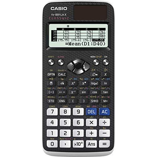 Calculadora Científica Classwiz Casio FX 991LAX BK