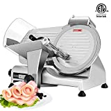 VIVOHOME 110V 320W 10 Inch Heavy Duty Stainless Steel Electric Meat...