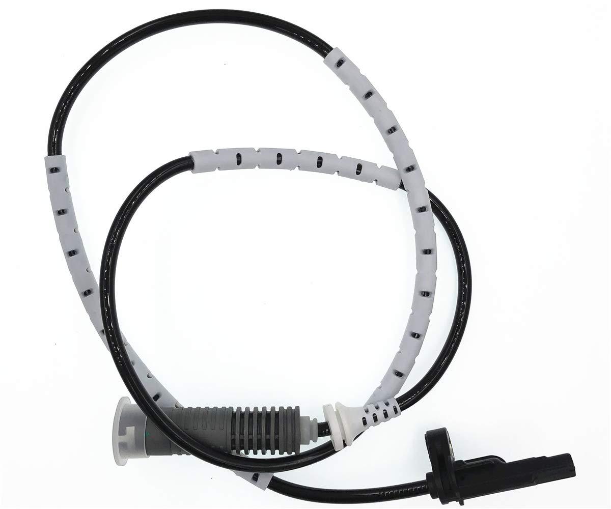 HZTWFC ABS Wheel Speed Sensor Rear Left Right 34526762476 Compatible for BMW 1 /& 3 Series E81 E82 E88 E87 E90 E91 E92
