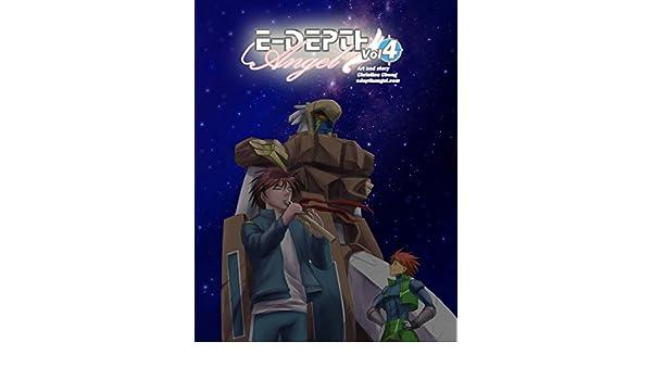 E-Depth Angel vol4 (English Edition) eBook: Christine Chong ...