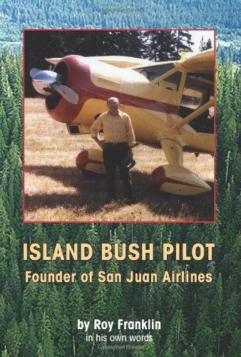 Book cover for Island Bush Pilot