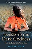 Book Cover for Journey to the Dark Goddess: How to Return to Your Soul