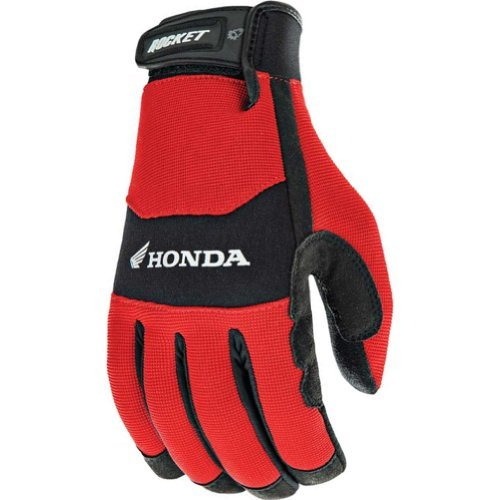 Honda Racing Gloves - 6