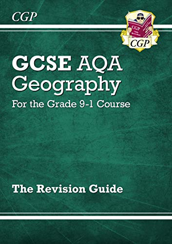 New Grade 9-1 GCSE Geography AQA Revision (Aqa Revision Guide)