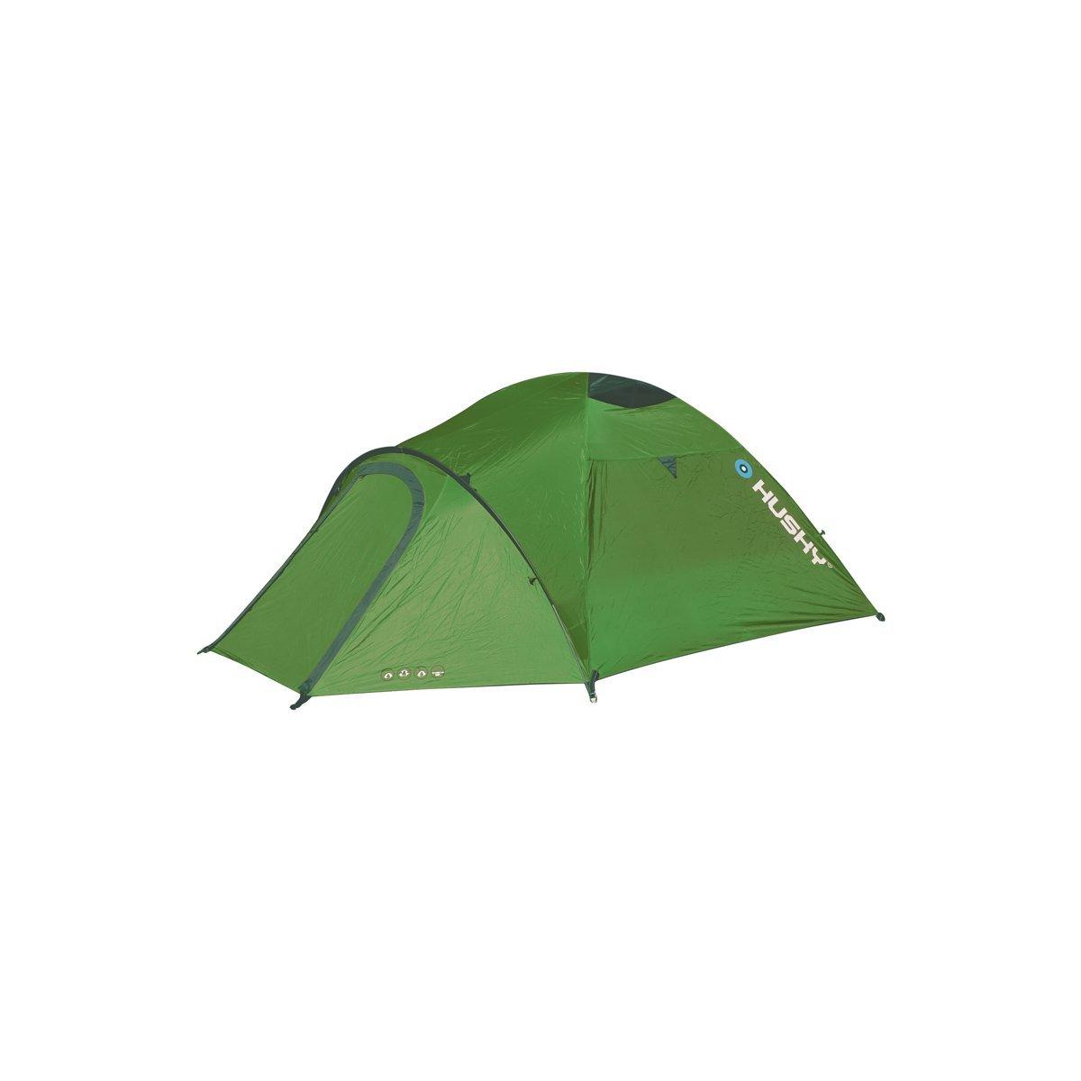 Husky Extreme Lite-Zelt Baron 4 Personen, grün
