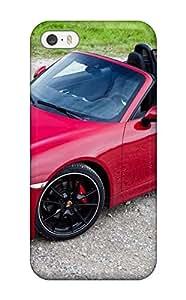 8400554K98598735 Case Cover 2015 Porsche Boxtser Red Photos Iphone 6 plus 5.5 Protective Case