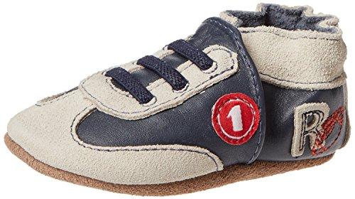Robeez All Star Rodney NY Crib Shoe (Infant/Toddler)
