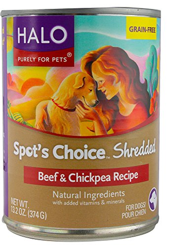 Halo Purely for Pets Spots Stew Dog, 22 oz.