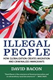 Illegal People, David Bacon, 0807042307
