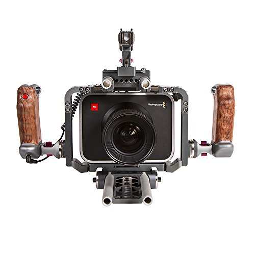 Ikan ES-T07 Tilta Blackmagic Cinema Camera Rig (Black)