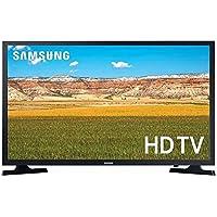 تليفزيون سمارت ال اي دي 32 بوصة اتش دي مع ريسيفر مدمج من سامسونج UA32T5300AUXEG - اسود