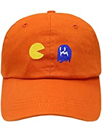 e89b2de2f04 C104 Cute Pineapple Summer Cotton Baseball Dad Caps - 27 Colors · 10 · C104  Pac man Cotton Baseball Dad Caps - Multi Colors · City Hunter