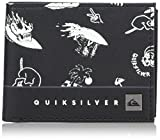 Quiksilver Men's Freshness Wallet, True Black, M