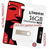 Software : Mac OS X 10.11 El Capitan Full OS Install - Reinstall / Recovery Upgrade Downgrade / Repair Utility Factory Reset Disc Flash Drive