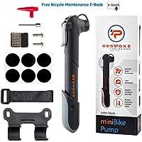 BeSpoke Cycling Gear Mini Bike Pump & Puncture Repair Kit...