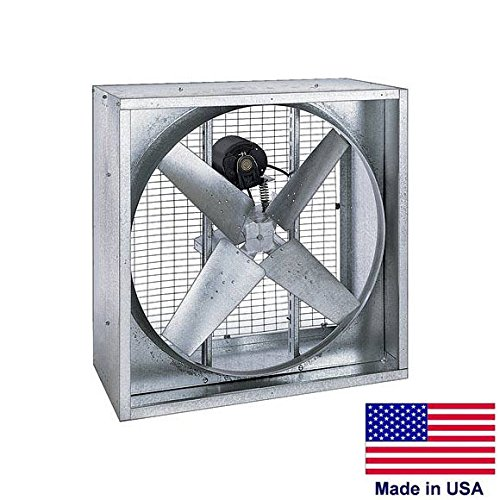 belt driven exhaust fan - 5