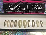 Champagne Wishes Hand Designed Press on Nails