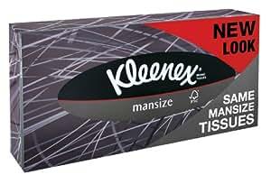 Kleenex 3717705 Men Tissues, White by Kleenex