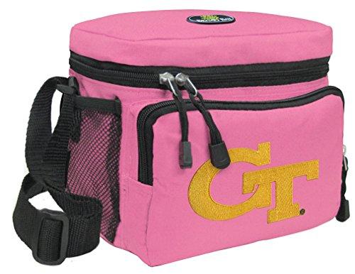 (Broad Bay Georgia Tech Lunch Bag Womens & Girls GT Yellow Jackets)