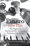 img - for PINERO THREE PLAYS (Master Playwrights) book / textbook / text book