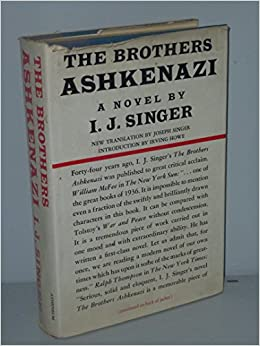 Book The brothers Ashkenazi