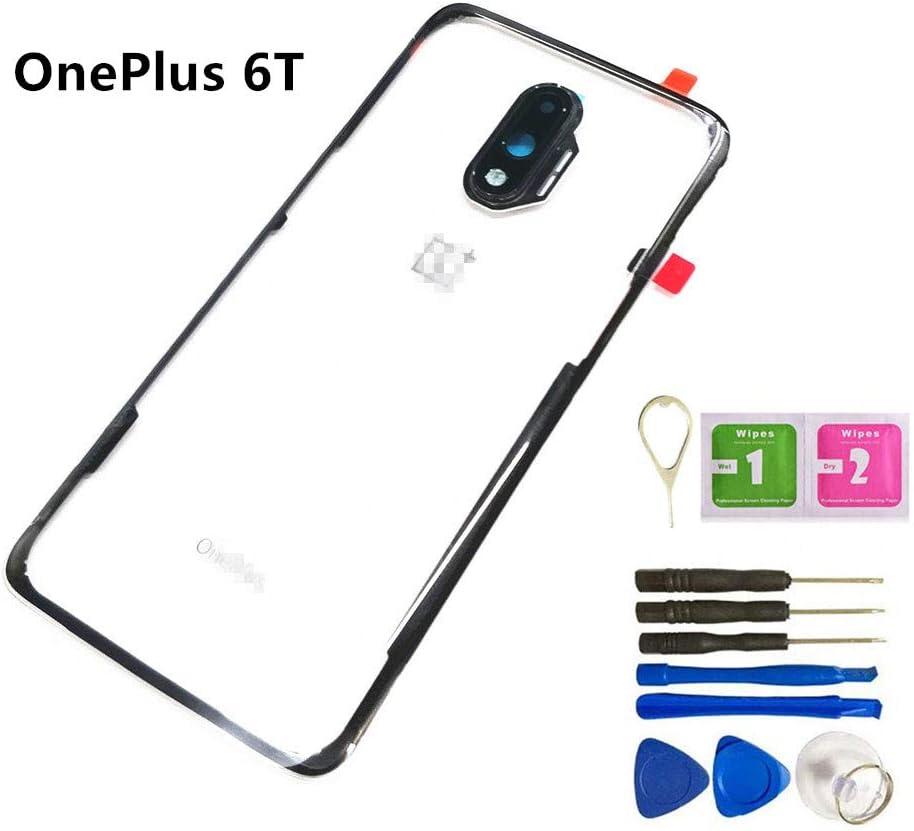 Cubierta trasera FXDTECH 6T para OnePlus 6t (F8JM)
