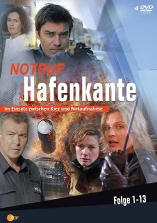 Notruf Hafenkante Staffel 11 Folge 1 13 4 Dvds Amazon