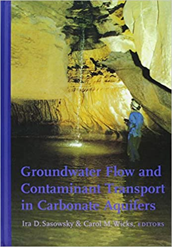 Book Groundwater Flow and Contaminant Transport in Carbonate Aquifers