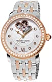 Frederique Constant World Heart Federation Steel & Rose Gold Plated Womens Watch FC-310WHF2PD2B3