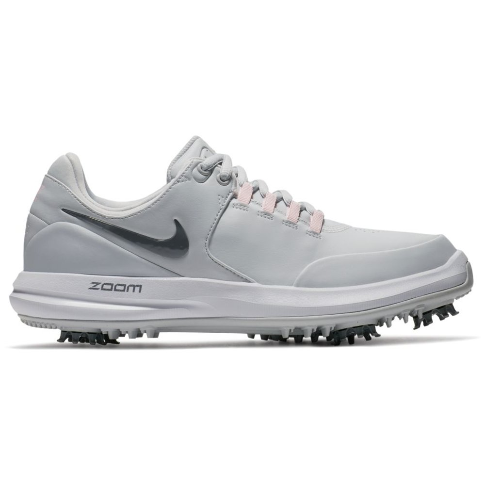 fd2b87ecb78c Galleon - NIKE Air Zoom Accurate Golf Shoes 2018 Women Pure Platinum Cool  Gray Arctic Pink Medium 10