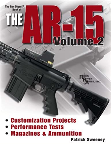 the gun digest book of the ar 15 sweeney patrick