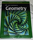 img - for Holt McDougal Geometry: Teacher's Edition 2011 by Edward B. Burger Paul A. Kennedy David J. Chard Steven J. Leinwand Freddie L. Renfro Tom W. Roby Dale G. Seymour Bert K. Waits (2009-12-31) Hardcover book / textbook / text book