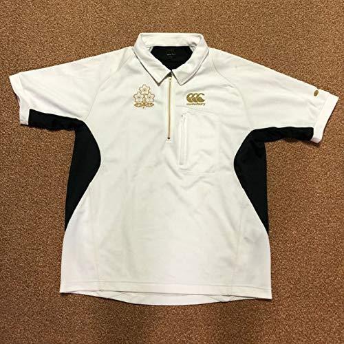カンタベリー ラグビー 日本代表 ジャパン 胸ポケット付きポロシャツ L レアモデル