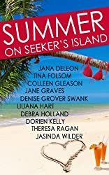 Summer on Seeker's Island (Seeker's Island Series Book 1)