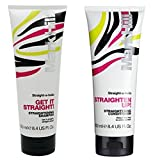 Bundle of Mark Hill Straight-a-holic Shampoo & Conditioner (2 items)