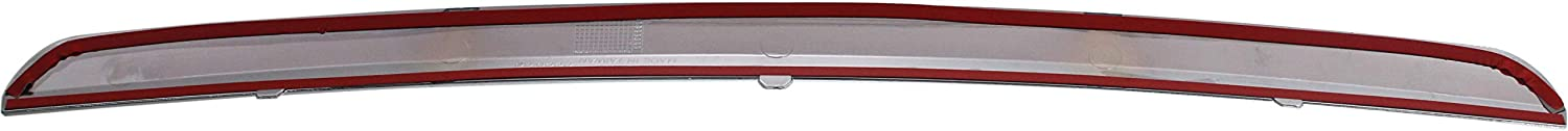 Bumper Trim compatible with Jeep Grand Cherokee 06-10 Front Strip Insert Chrome