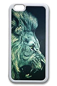 iPhone 6 Plus Case, iPhone 6 Plus Cover, iPhone 6 Plus (5.5 inch) Lion 14 Rubber Cases