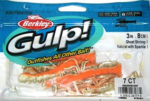 Z Berkley Gulp! Saltwater Fishing Lure 3