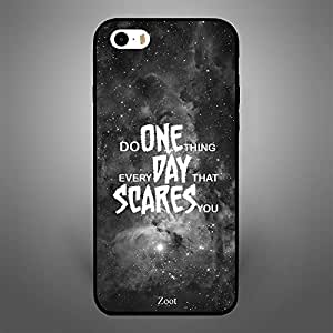 iPhone SE Do One Thing Everyday That Scares you