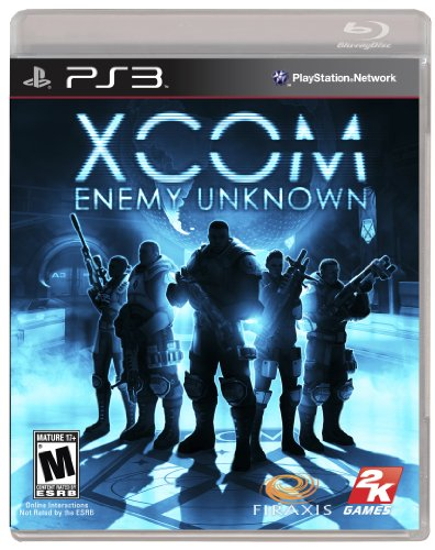XCOM: Enemy Unknown - Playstation 3 (Xcom Enemy Unknown Best Weapons)