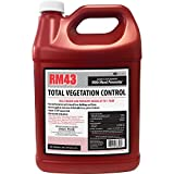 RM43 43-Percent Glyphosate Plus Weed Preventer Total Vegetation Control