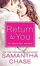 Return to You (Montgomery Brothers Book 4)