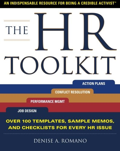 The HR Toolkit An Indispensable Resource for Being a Credible Activist