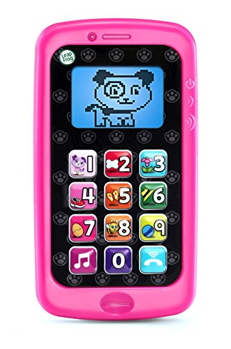 (LeapFrog Chat And Count Smart Phone, Violet)