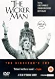 The Wicker Man - Special Edition Director's Cut (2 disc set) by Edward Woodward