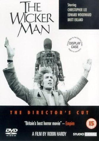 The Wicker Man - Special Edition Director's Cut (2 disc set) by Edward Woodward (1973 The Man Wicker)