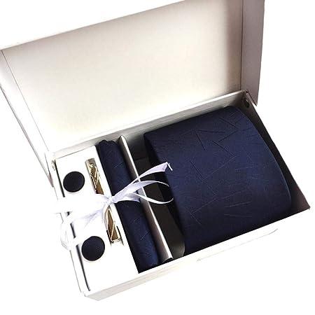 Wicemoon. Corbatas de Hombre Caja Regalo Conjunto - Corbata ...