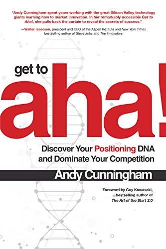 Amazon get to aha discover your positioning dna and discover your positioning dna and dominate your competition by cunningham fandeluxe Choice Image